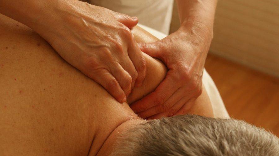 Schultermassage-275768